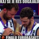 Kaj se je res dogajalo v finalu Eurobasketa