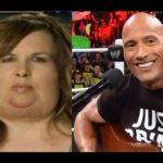"""Dwayne """"The Rock"""" Johnson jo je s pesmijo užalil sredi ringa"""