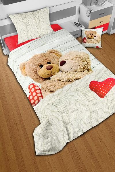 Odlična posteljnina za vse družinske člane