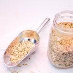 Bi radi posadili konopljina semena?