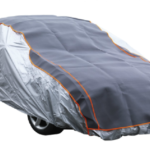 Cerada proti toči ščiti avtomobil pred poškodbami