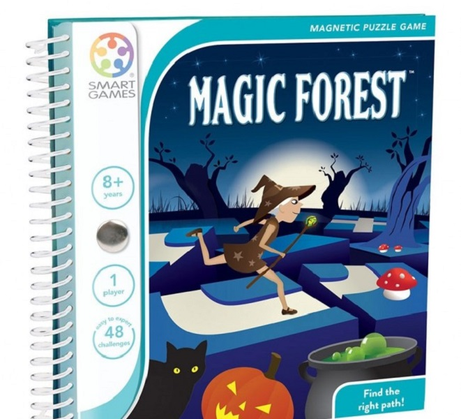 Smart Games - miselna igra Čarobni gozd