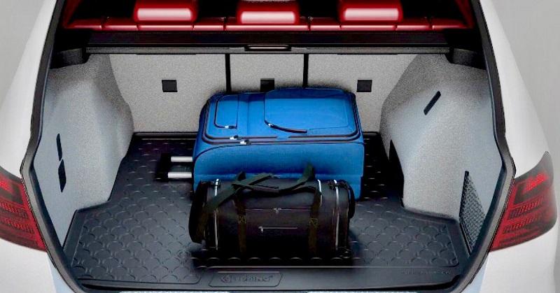 Korito prtljažnika