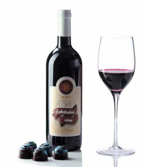 Poslovno darilo steklenica vina