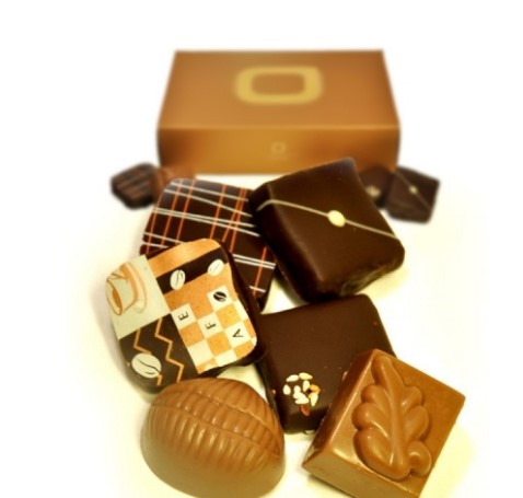 Poslovna darila - čokolada