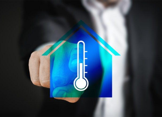 Toplotna črpalka omogoča prihranek pri ogrevanju