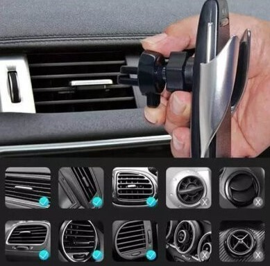 Avtomobilski nosilec za telefon