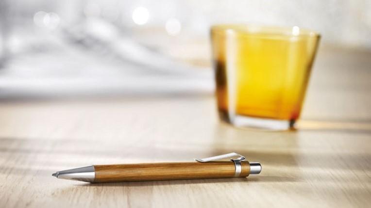 Kemični svinčnik iz bambusa